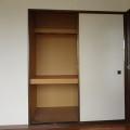 洋室6帖(北側)収納・写真は201号室