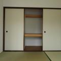 収納・写真は107号室のものとなります。