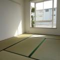 和室・写真は107号室のものとなります。