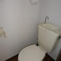 手洗い・写真は107号室のものとなります。