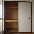 洋室6帖(南側)収納・写真は201号室