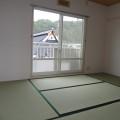 和室(横向き)・写真は203号室のものとなります。