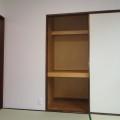 収納(和室)・写真は101号室のものとなります。