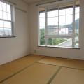 和室・写真は201号室のものとなります。