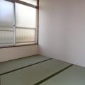 和室(4畳)・写真は203号室のものとなります。