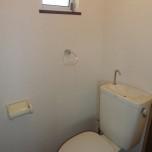トイレ・写真は201号室