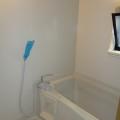 浴室・写真はA棟1号室となります。