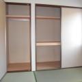和室収納(クローゼット・押入れ)・写真は102号室