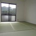 6帖和室・写真は201号室