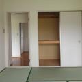 収納(和室)・写真は201号室のものとなります。