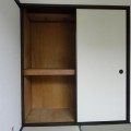 収納(6畳)・写真は101号室のものとなります。