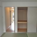 収納・写真は105号室のものとなります。