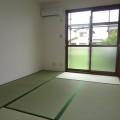 和室・写真は102号室のものとなります。