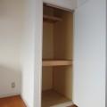 収納(K)・写真は201号室のものとなります。