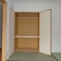 収納・写真は202号室のものとなります。