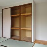 和室収納・写真はB203号室