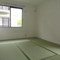 和室(北側)・写真は102号室