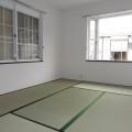 和室・写真は101号室のものとなります。