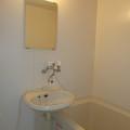 浴室・写真は411号室のものとなります。