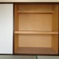 収納(和室)・写真は203号室のものとなります。