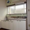 キッチン・写真は301号室のものとなります。