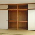 収納:写真は203号室のものとなります。