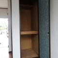 収納(4畳半)・写真は101号室のものとなります。