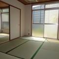 和室(6畳)・写真は103号室のものとなります。
