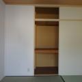 収納(和室)・写真は102号室のものとなります。