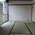 和室(6畳)・写真は101号室のものとなります。