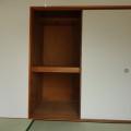 収納(4畳半)・写真は103号室のものとなります。