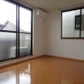 洋室(横向き)・写真は201号室のものとなります。