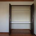 収納(4畳半洋室)・写真は102号室のものとなります。