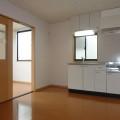 DK・写真は201号室のものとなります。