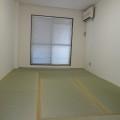 和室・写真は411号室のものとなります。