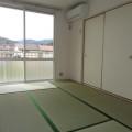 和室(6畳)・写真は205号室のものとなります。