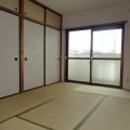 和室:写真は203号室のものとなります。