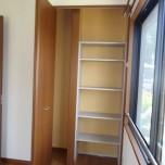 洋室収納・写真はB203号室