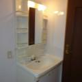 洗面所・写真は3号室のものとなります。
