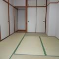 和室・写真は305号室のものとなります。