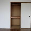 収納(洋室)・写真は201号室のものとなります。