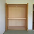 和室収納・写真は102号室