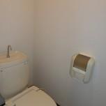 トイレ(暖房便座付)・写真は3号室