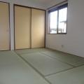 和室・写真は202号室