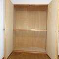 収納(洋室)・写真は305号室のものとなります。