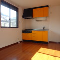 キッチン・写真は101号室
