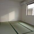 和室(6畳)・写真はB棟101号室となります。