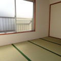 和室(4畳)・写真は201号室のものとなります。