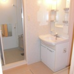 洗面所・写真は202号室