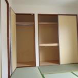和室収納・202号室の写真